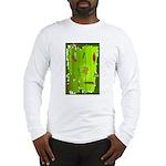 Absinthe Surfing Long Sleeve T-Shirt
