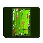 Absinthe Surfing Mousepad
