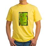 Absinthe Surfing Yellow T-Shirt
