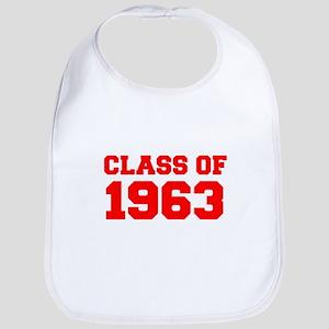 CLASS OF 1963-Fre red 300 Bib