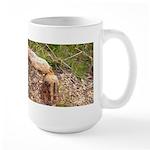 Original Photograph Beaver Tree Large Mug