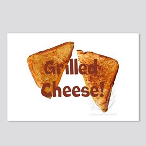 Grilled cheese Postcards (Package of 8)