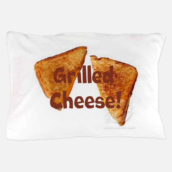 Grilled cheese Pillow Case