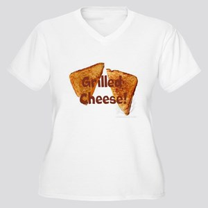 f13d068199ed1 Grilled Cheese Women s Plus Size T-Shirts - CafePress