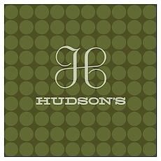 Hudson's Poster
