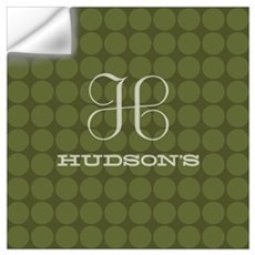 Hudson's Wall Decal