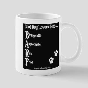 BARF - Paw Prints Mugs