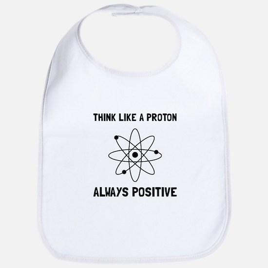 Proton Always Positive Bib