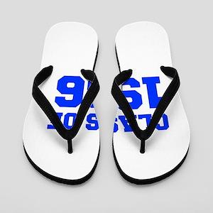 CLASS OF 1966-Fre blue 300 Flip Flops