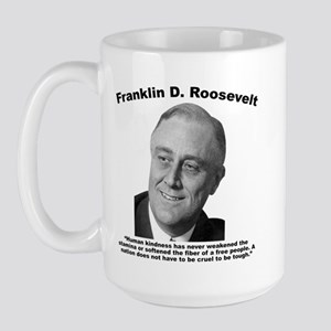 FDR: Kindness Large Mug