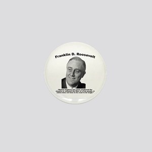 FDR: Kindness Mini Button