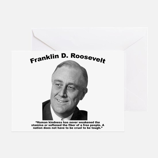 FDR: Kindness Greeting Card