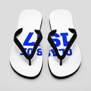 CLASS OF 1967-Fre blue 300 Flip Flops