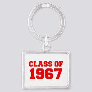 CLASS OF 1967-Fre red 300 Keychains