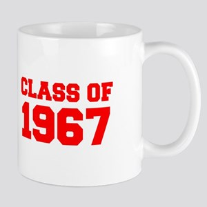 CLASS OF 1967-Fre red 300 Mugs