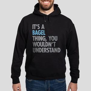 Bagel Thing Hoodie (dark)