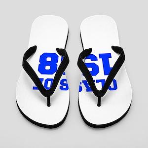 CLASS OF 1968-Fre blue 300 Flip Flops