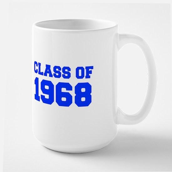 CLASS OF 1968-Fre blue 300 Mugs