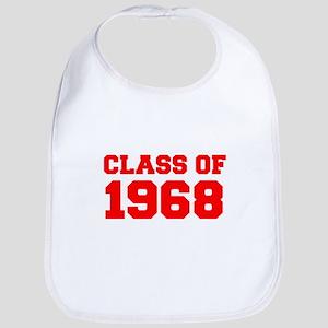 CLASS OF 1968-Fre red 300 Bib