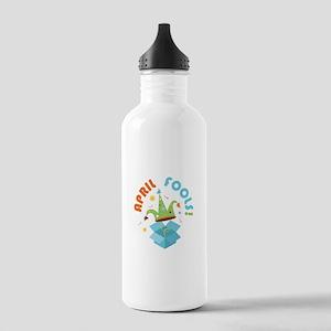 April Fools Water Bottle