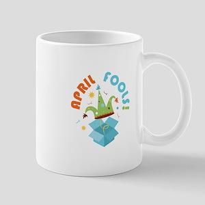 April Fools Mugs