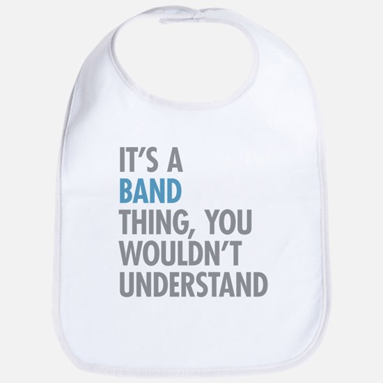 Band Thing Bib