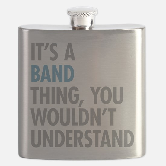 Band Thing Flask