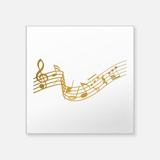 Musical (G) Sticker