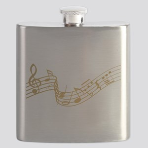 Musical (G) Flask