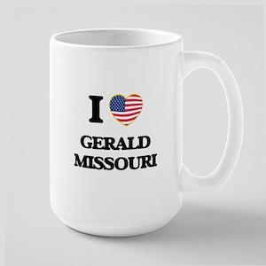 I love Gerald Missouri Mugs