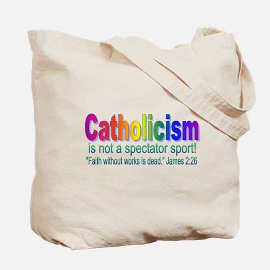 St. James 2-sided Tote Bag