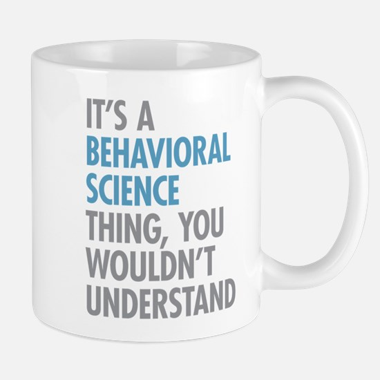 Behavioral Science Mugs