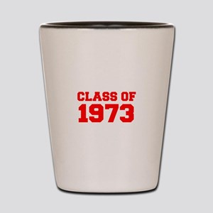 CLASS OF 1973-Fre red 300 Shot Glass