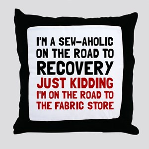 Sewaholic Throw Pillow