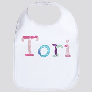 Tori Princess Balloons Bib