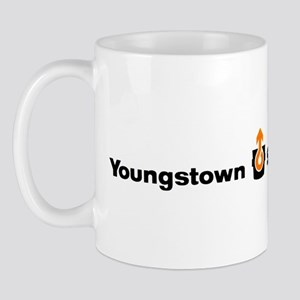 Youngstown Steel Mug