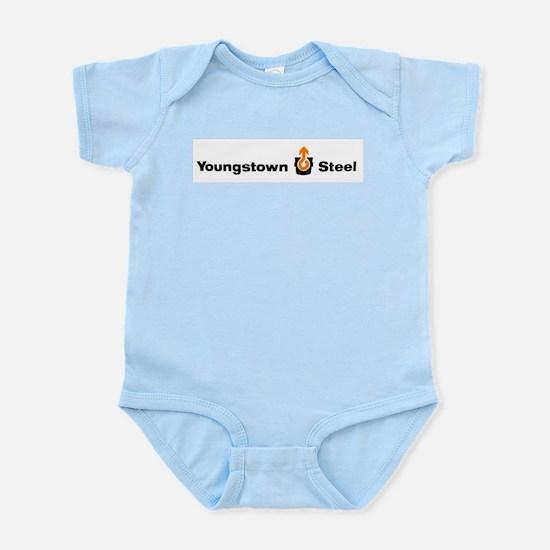 Youngstown Steel Infant Bodysuit