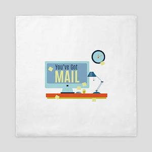 Youve Got Mail Queen Duvet