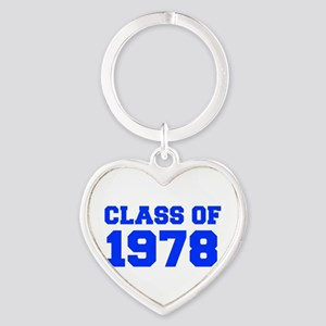 CLASS OF 1978-Fre blue 300 Keychains
