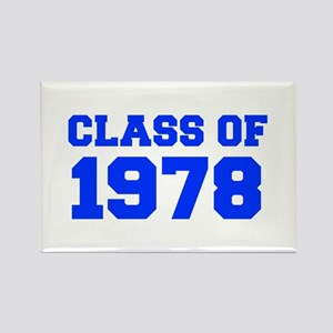 CLASS OF 1978-Fre blue 300 Magnets