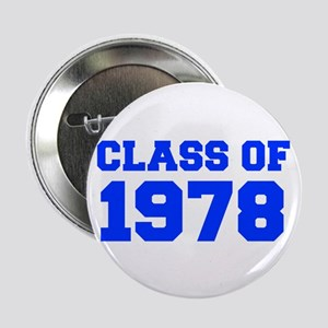 "CLASS OF 1978-Fre blue 300 2.25"" Button (10 pack)"