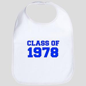 CLASS OF 1978-Fre blue 300 Bib