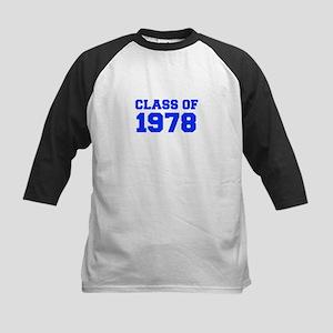 CLASS OF 1978-Fre blue 300 Baseball Jersey