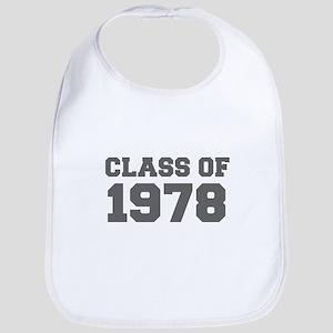 CLASS OF 1978-Fre gray 300 Bib