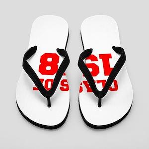 CLASS OF 1978-Fre red 300 Flip Flops