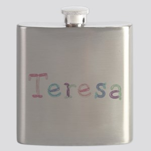 Teresa Princess Balloons Flask