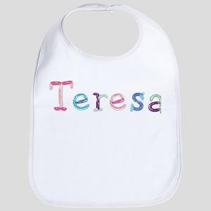 Teresa Princess Balloons Bib