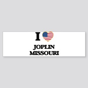 I love Joplin Missouri Bumper Sticker
