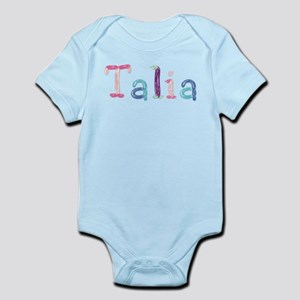 Talia Princess Balloons Body Suit