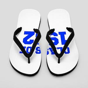 CLASS OF 1982-Fre blue 300 Flip Flops